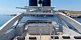 Bliss yacht sundeck