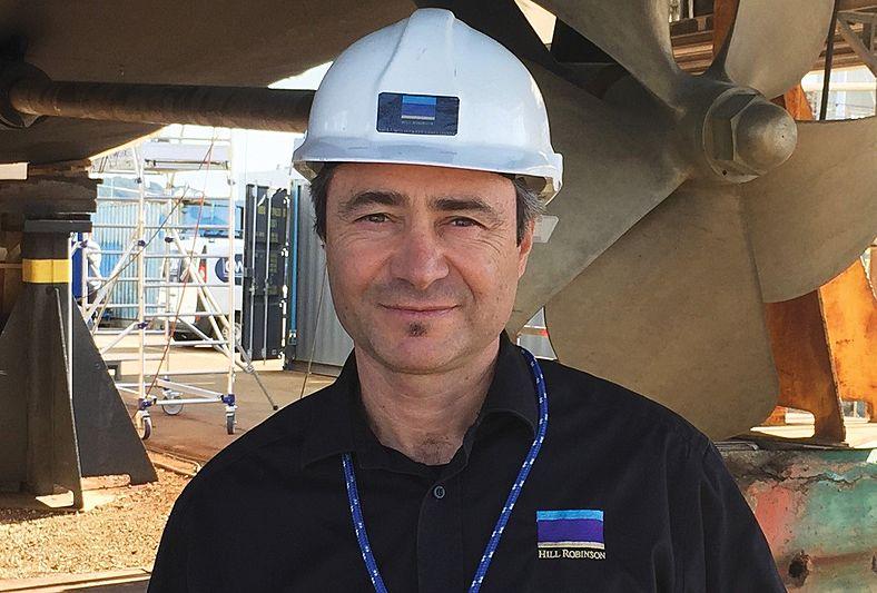 Pino di Mora - Senior Project Manager - Hill Robinson