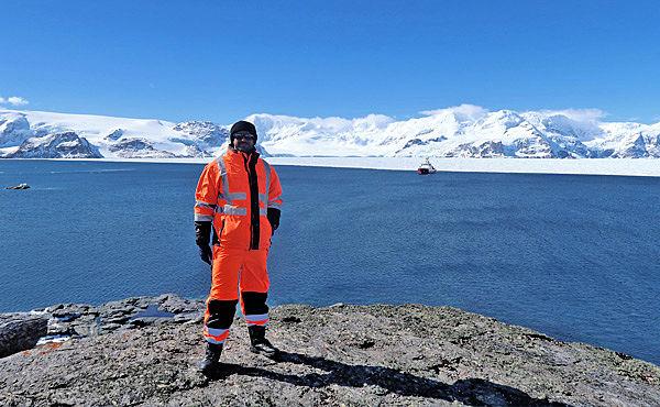 OmniAccess in Antarctica