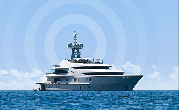 OmniAccess superyacht communications