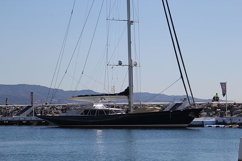 INMOCEAN yacht Fitzroy