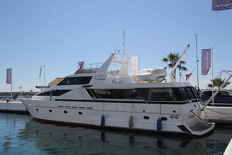 NEEVEEN  yacht Van Mill