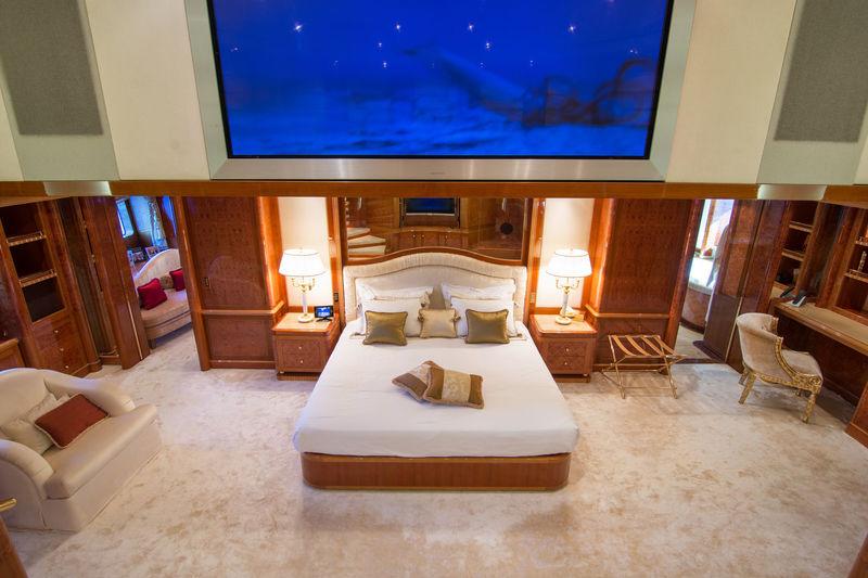 AE Cap d'Antibes owner's cabin