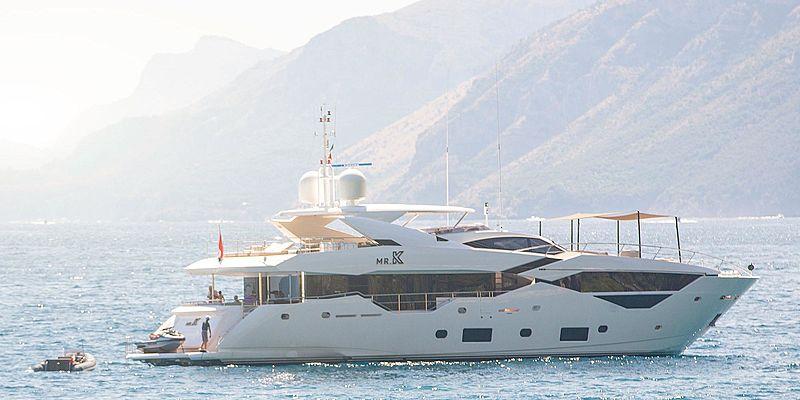 MR. K IRISTON yacht Sunseeker