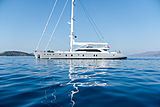 All About U 2 yacht exterior