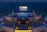 Tis yacht top deck