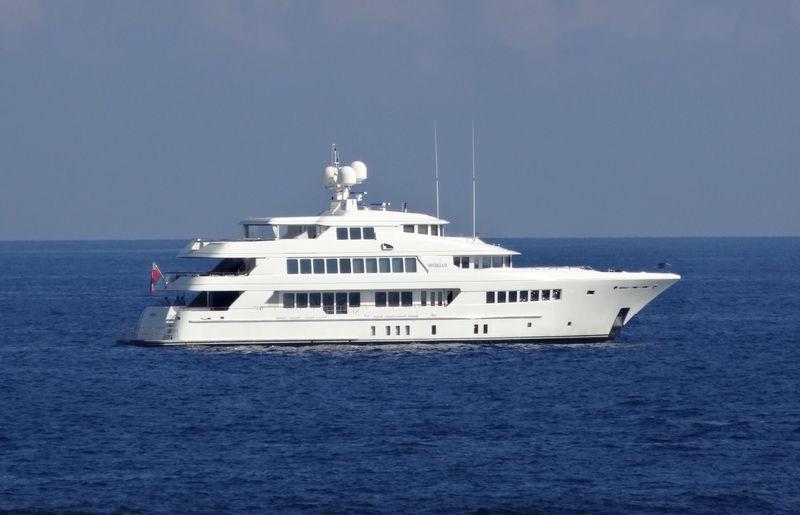 Mirgab VI in Antibes