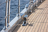 All About U 2 yacht deck