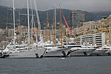 Spirit of the C's yacht at Monaco Yacht Show 2013