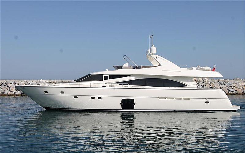 MACONDO  yacht Ferretti Yachts