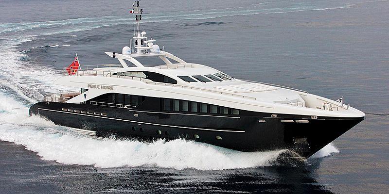 PERLE NOIRE yacht Heesen