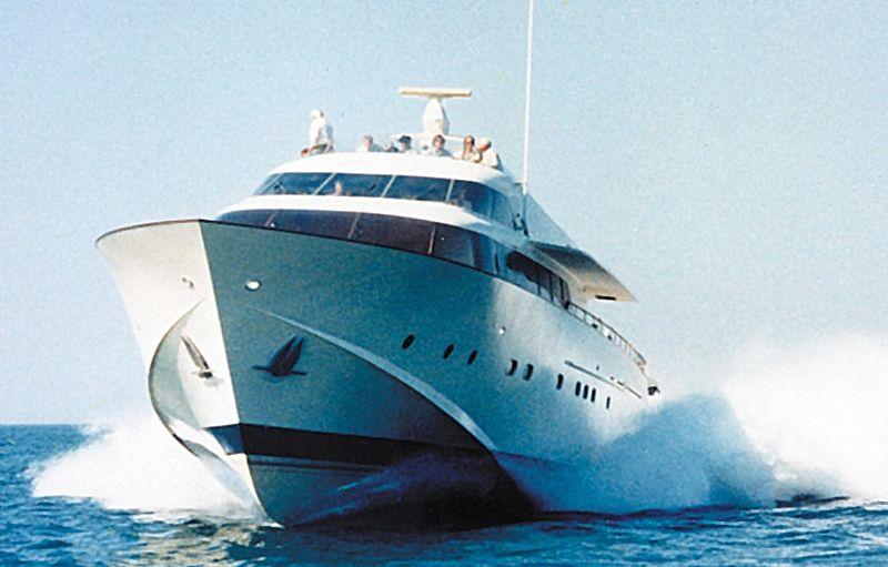 KALAMOUN yacht Abeking & Rasmussen