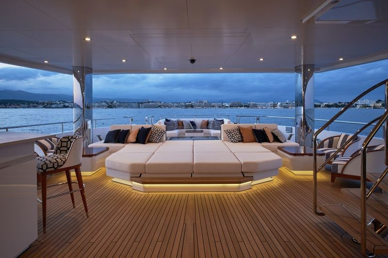Joy upper deck