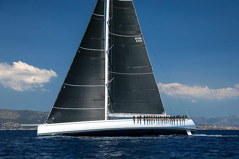 Highland Fling XV yacht cruising