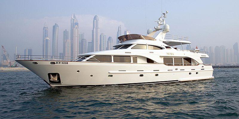 NEMA yacht Benetti