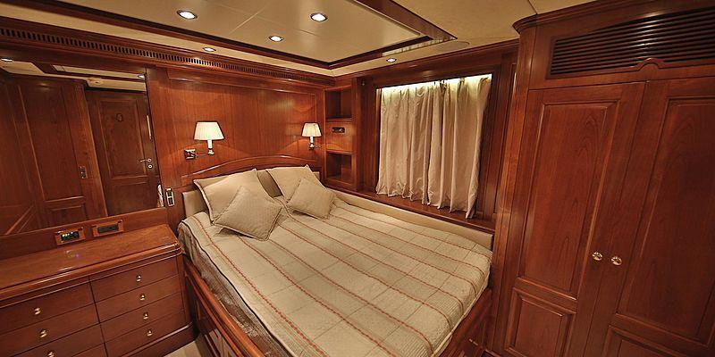Nema yacht cabin