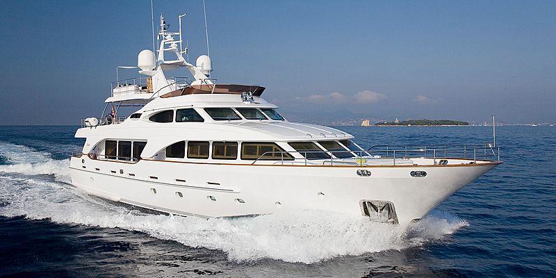 SALU yacht Benetti