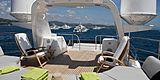 Salu yacht deck