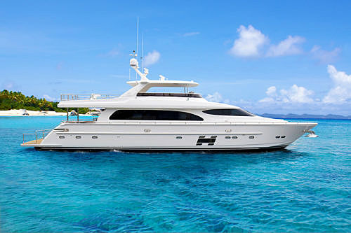 Aqua Life yacht profile
