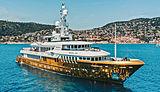Bellami.com yacht in Villefrance