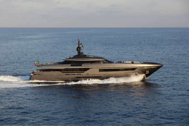 LUCKY ME yacht Baglietto