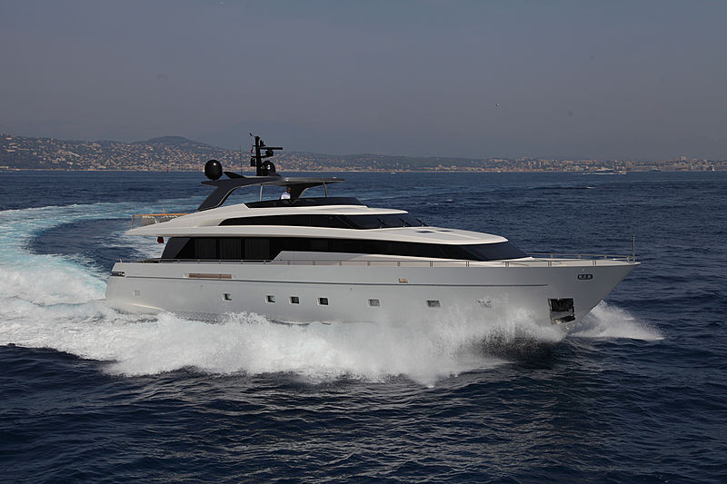 INDIGO yacht Sanlorenzo
