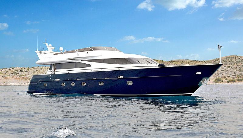 ZOI yacht Admiral