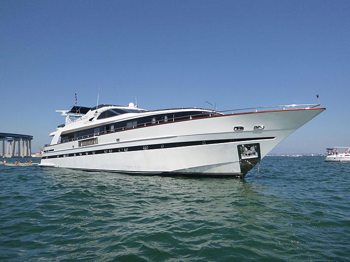 AMADEUS yacht Dragos