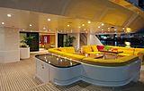 Aviva yacht aft deck