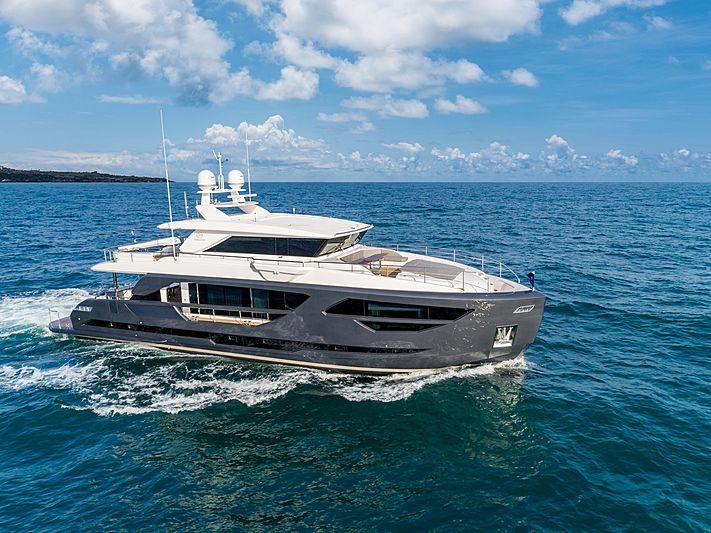NEA MONI V  yacht Horizon