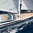 Aquijo yacht deckhouse