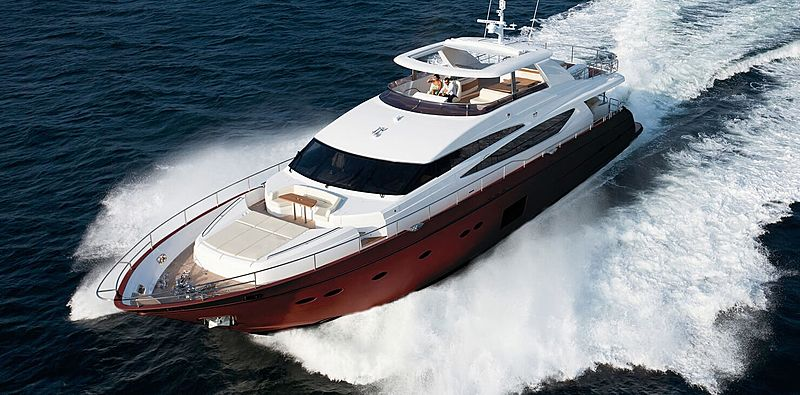 Maestro of Gibraltar yacht cruising
