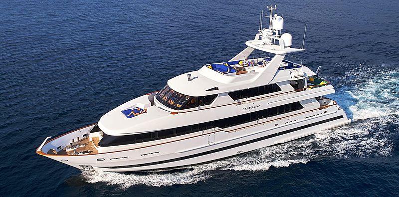 CASTELLINA yacht Moonen