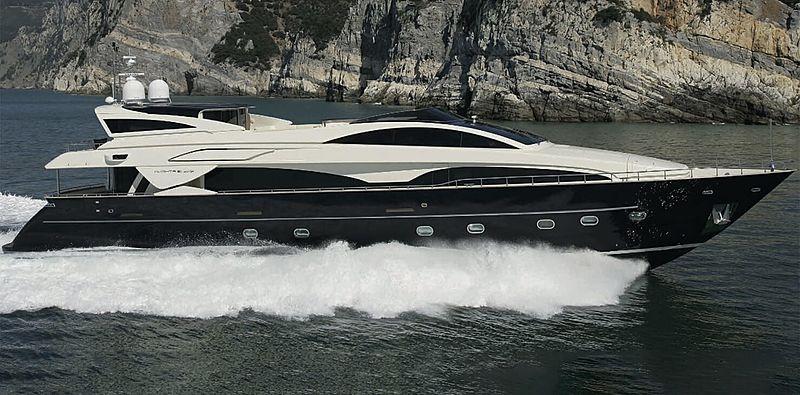 BABOUSHA yacht Riva
