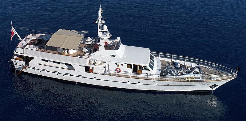 SHAHA yacht Socarenam