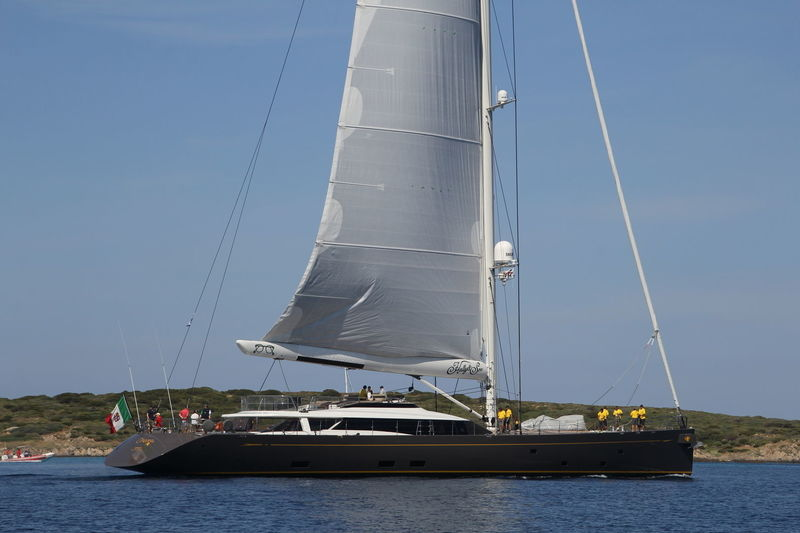 OHANA yacht Fitzroy