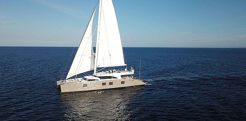 IPHARRA yacht Sunreef