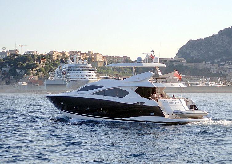 BLUE QUEST II yacht Sunseeker