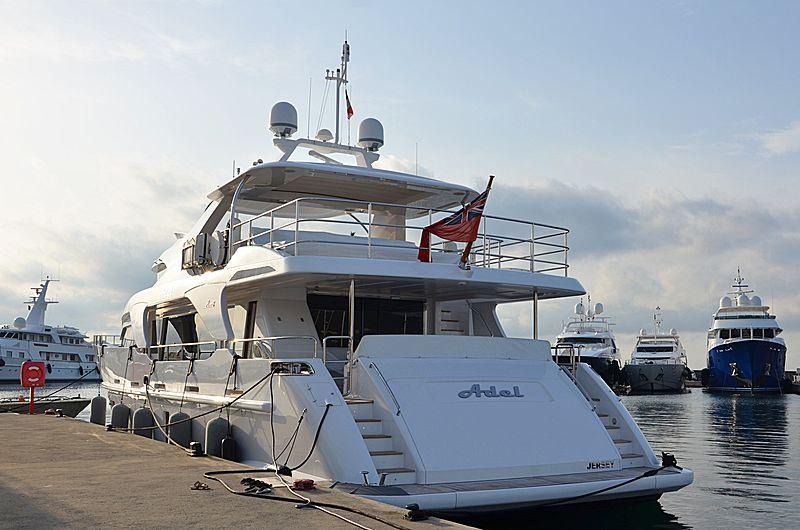 ADEL yacht Benetti