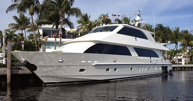 ADVENTURE US II yacht Hargrave