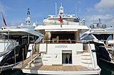 Amorina Yacht Falcon