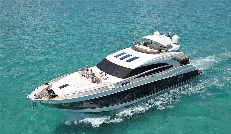 LAS BRISAS yacht Princess