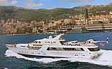 Dubai Queen II Yacht CRN