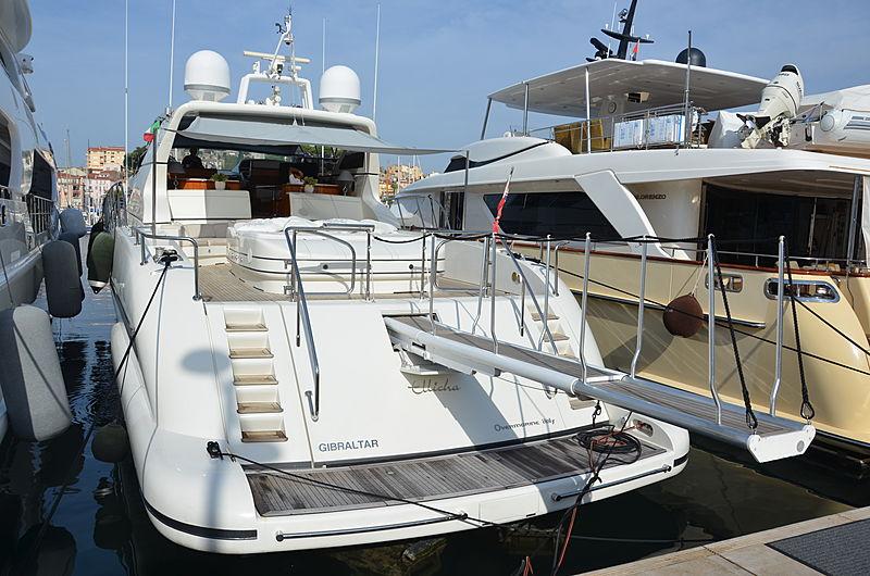 ELLICHA yacht Overmarine