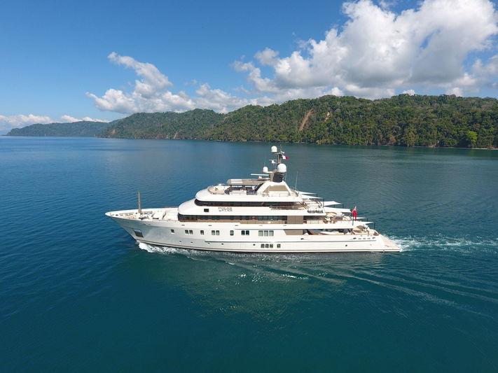 POLAR STAR yacht Lürssen