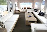 Akula yacht deck