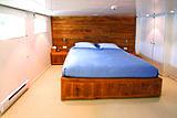 Akula yacht cabin