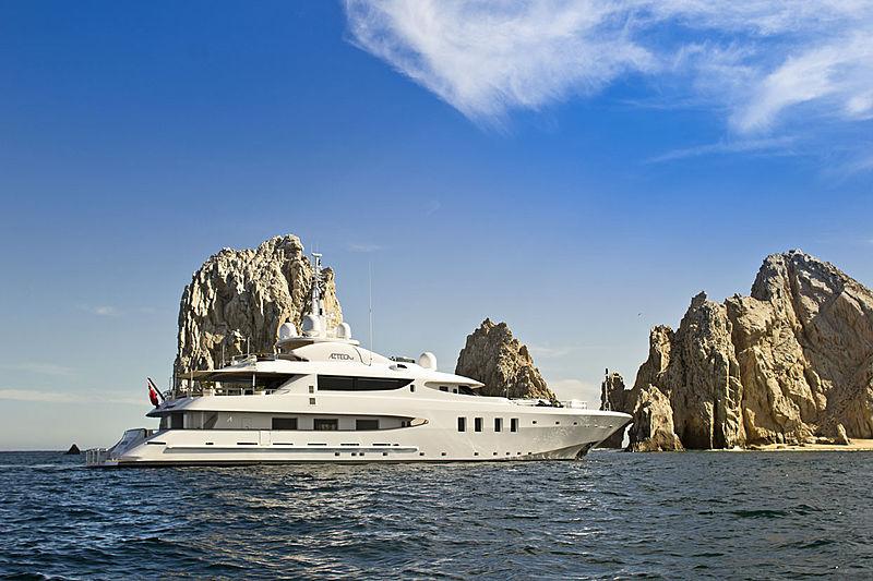 AZTECA II yacht Nereids