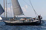 Early Purple II Yacht Southern Wind