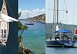 Baiurdo VI yacht mast